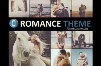 Neo Romance mobile lightroom presets theme 3522576 3