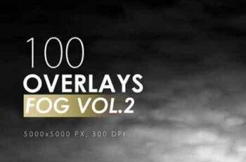 100 Fog Overlays Vol 2 3