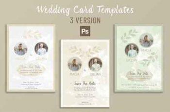 Wedding Card Templates 3512307 3