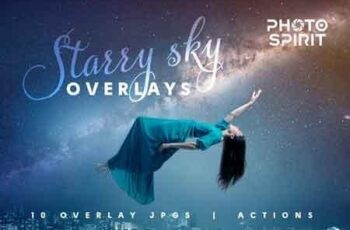 Night Sky Starry Overlays + Actions 23023016 4