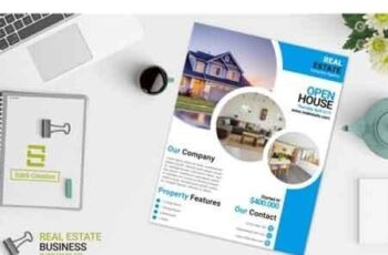 Real Estate Business Flyer Template 780711 3