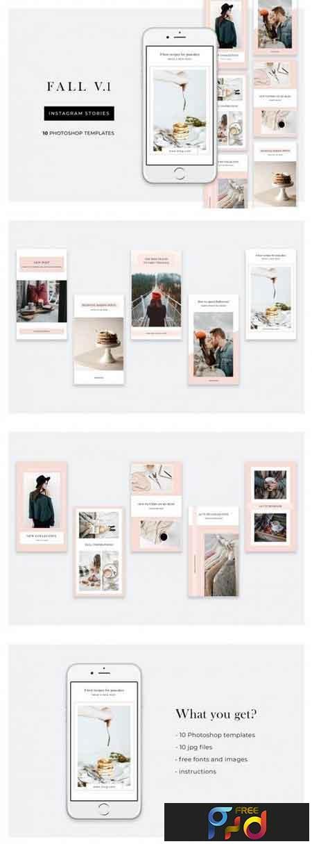 Fall Instagram Stories v1 3511488 1