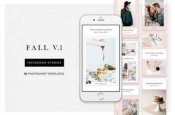 Fall Instagram Stories v1 3511488 7