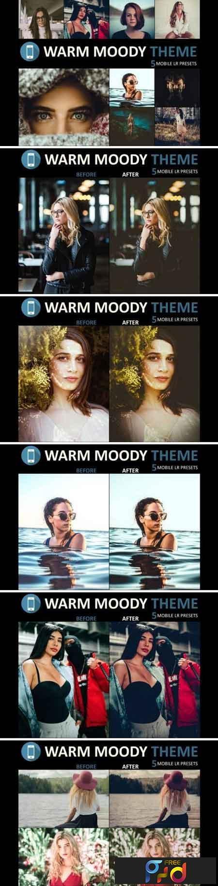 Neo Warm Moody mobile lightroom presets 193646 - FreePSDvn