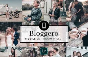 Mobile Lightroom Preset Bloggero 3357254 3