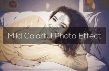 Mild Colorful Photo Effect 3329542 9
