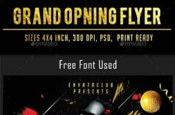Grand Opening Flyer 22870027 5