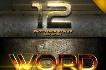 2 Photoshop text Effect Vol 3 22887513 2