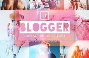 Blogger Lightroom Presets 3186981 3