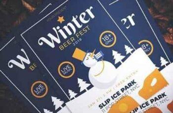 Winter Beer Fest Flyer 3261489 5
