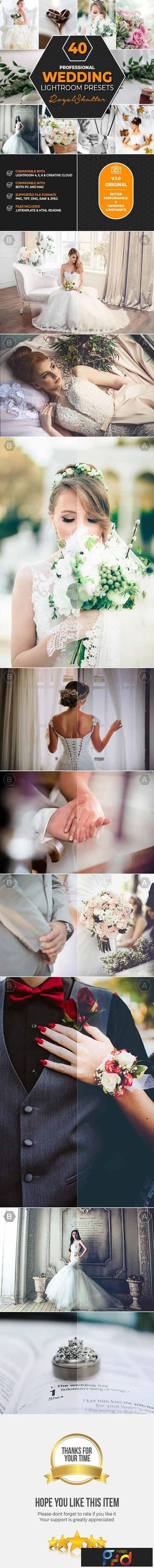 40 Pro Wedding Lightroom Presets 23150886 1
