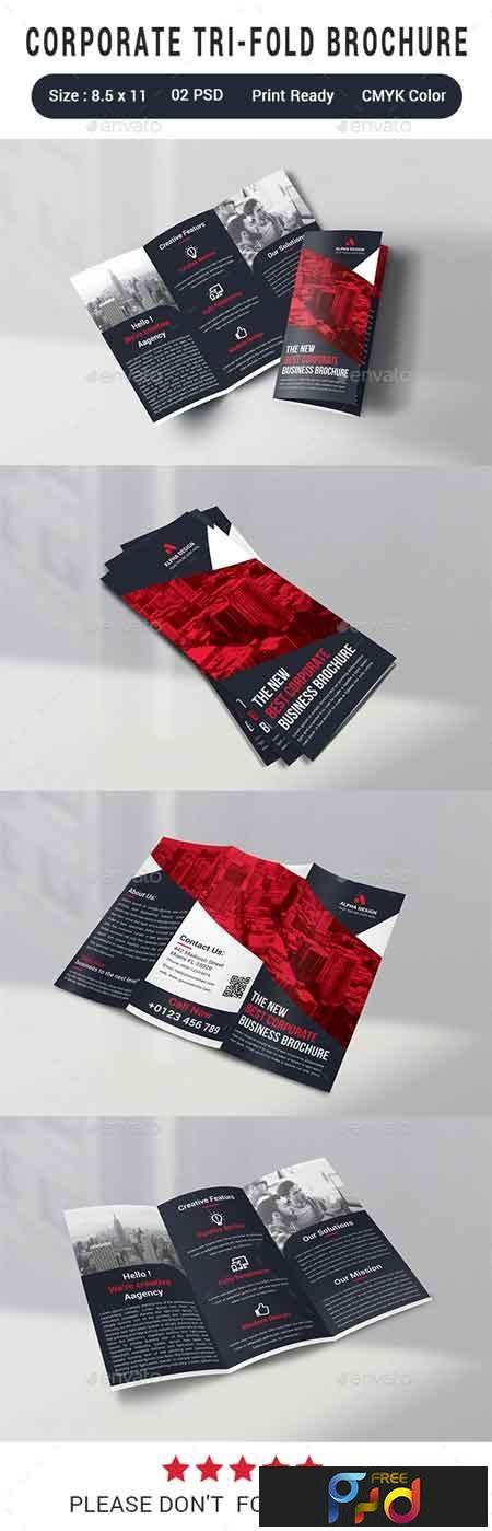 Corporate Tri-fold Brochure 22873934 1