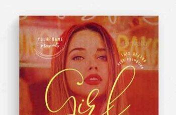 Girl Power Flyer Template 22877615 12