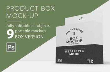 Branding Box Mockup 2944354 7