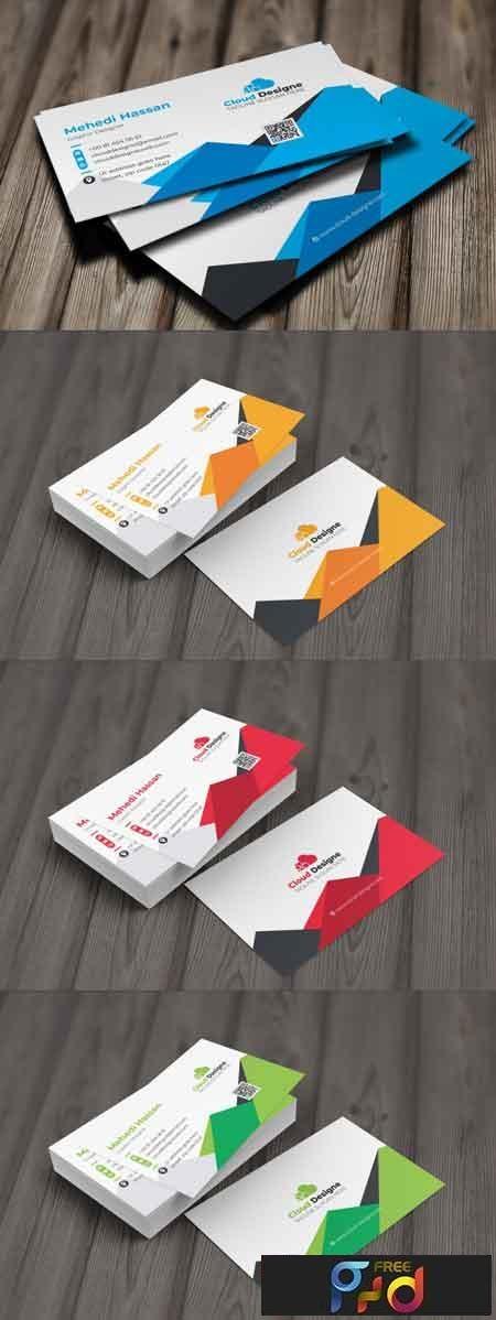 Corporate Business Card 3512841 1