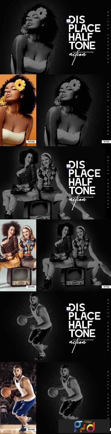 Displace Halftone 3304747 1