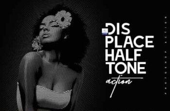 Displace Halftone 3304747 4
