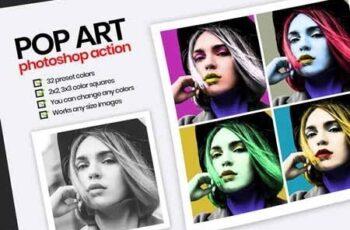 POP ART - PS Action 3316906 5