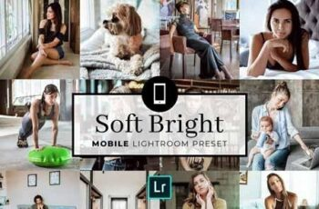 Mobile Lightroom Preset Soft Bright 3383104 3