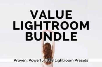 Value Lightroom Presets Bundle 3386338 5