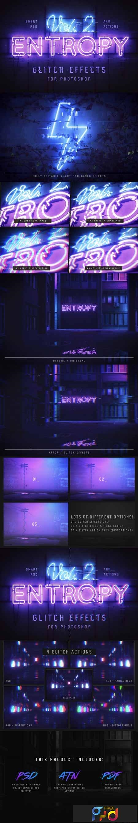 Entropy Volume II PS glitch effects 3376655 1