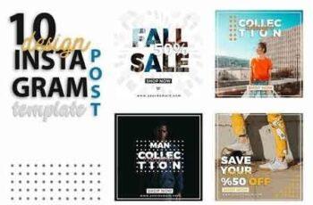 Instagram Post Template - Sale 3212471 4