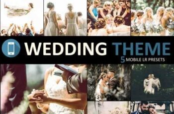 Neo Wedding mobile lightroom presets theme 3522918 3