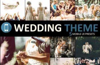 Neo Wedding mobile lightroom presets theme 3522918 7