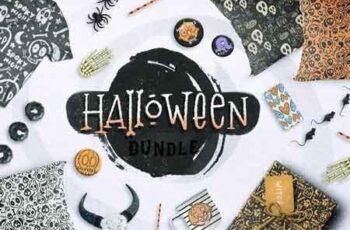 Halloween BUNDLE + 150 ELEMENTS! 2958780 6
