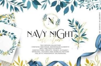 NAVY NIGHT collection 3213283 4