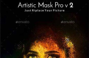 Artistic Mask Pro V2 23148606 2