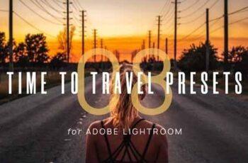 8 Time To Travel Lightroom Presets 3089484 6