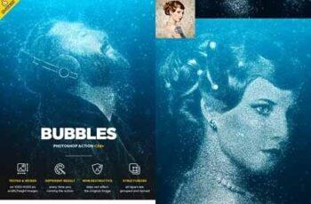 Bubbles CS4+ Photoshop Action 22266276 3