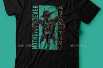 Nothing Forever T-Shirt Design 22939344 7