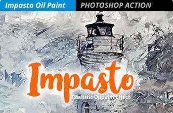 Impasto - Oil Paint Effect 23170044 5