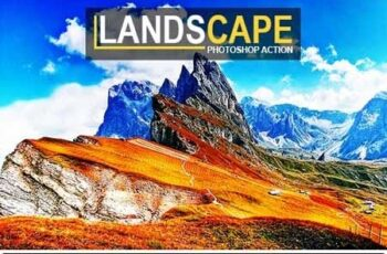Landscape Photoshop Action 22264773 7