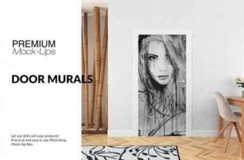Door Murals Set 3513128 6