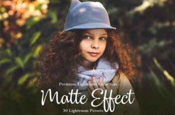 Matte Effect Lightroom Presets 3395087 7