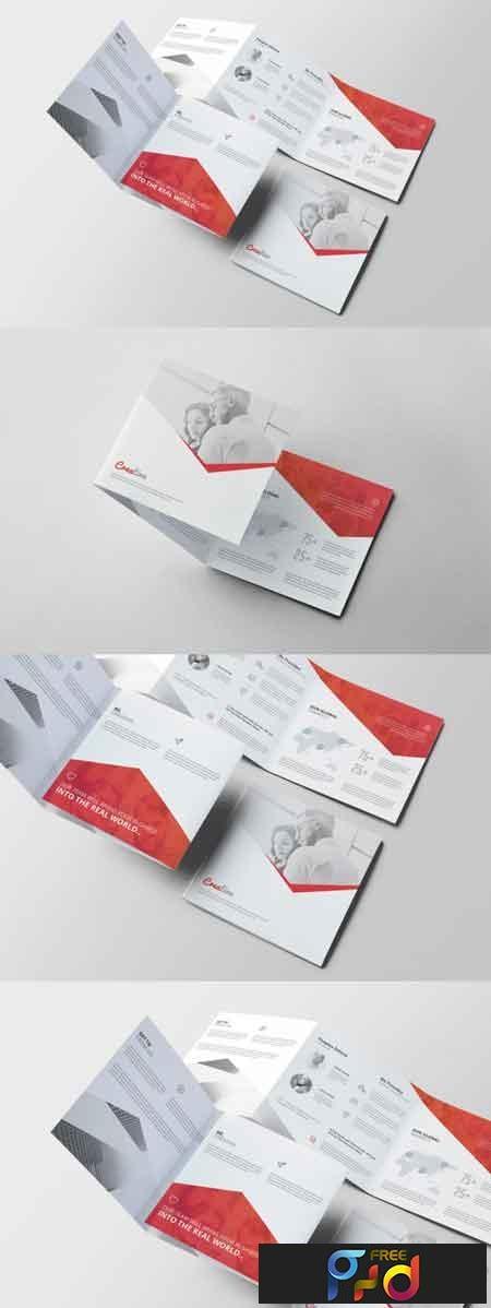 Corporate Square Trifold Brochure 3514140 1