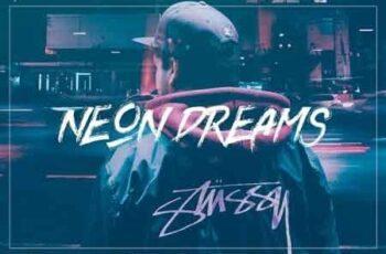 Neon Dreams Photoshop Action 3396891 2