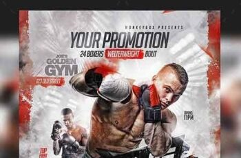 Flyer Boxing Tournament 22932463 6