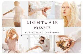 Lightroom Mobile LIGHT&AIR PRESETS 3405175 2