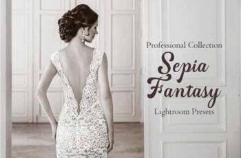 Sepia Fantasy Lightroom Presets 3400338