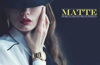 30 Matte Collection Lightroom Presets 3527058 6