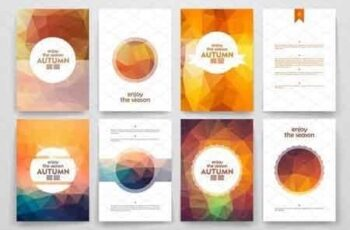 Set of Autumn brochures 360027 3