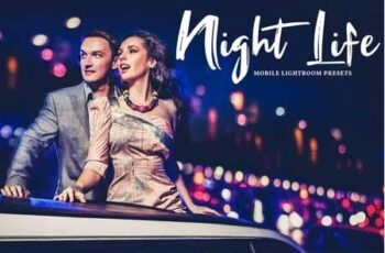 Night Life Mobile & Desktop Lightroom Presets 3424656 4