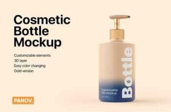 Cosmetic Bottle 3152174 3