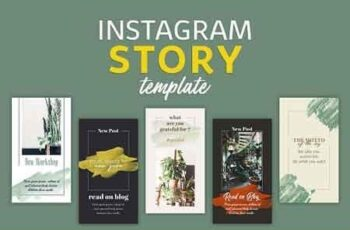 Instagram Story Templates 3266977 6
