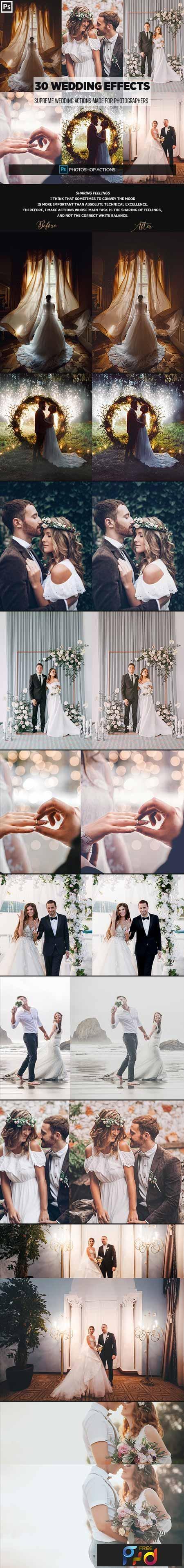 30 Wedding Photoshop Effects 23179940 1