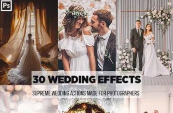 30 Wedding Photoshop Effects 23179940 6